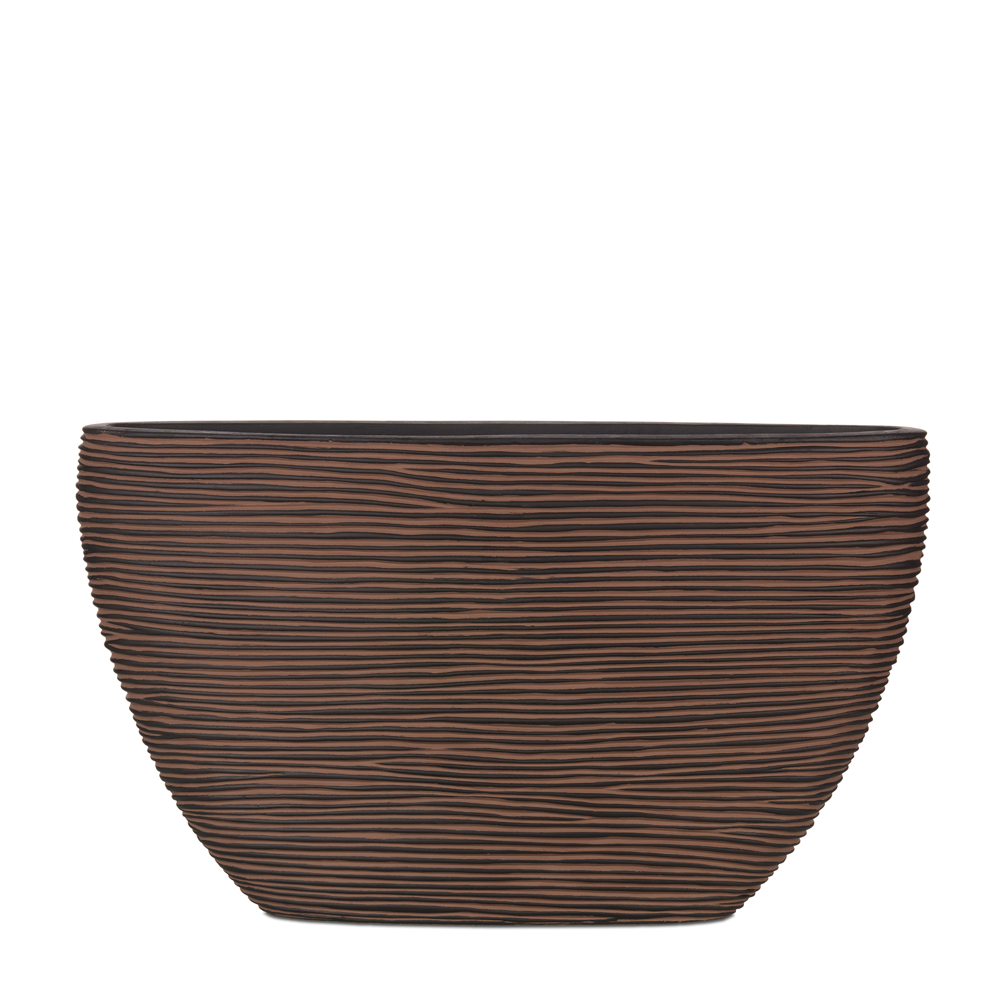 Verbazingwekkend Planter Oval Rib Indoor - Capi Europe GN-22